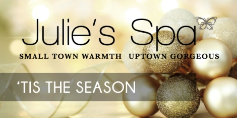 Holiday Promos at the Spa