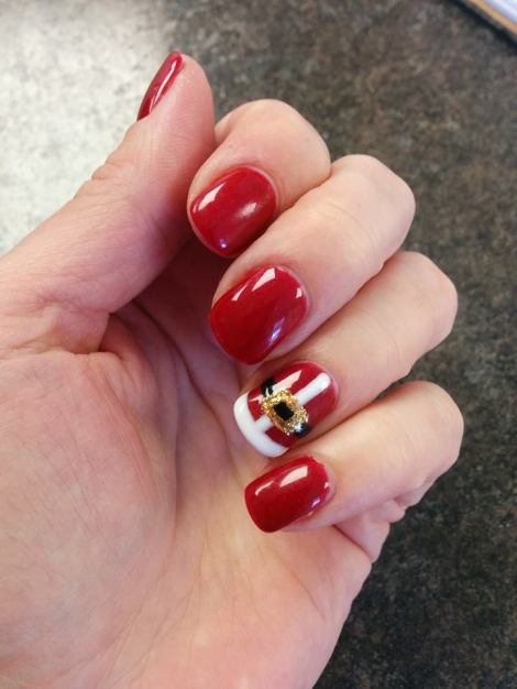 holiday-nails